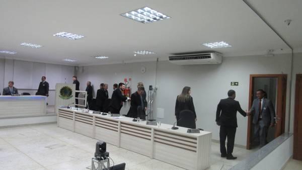 Homenagem aos 50 anos da Igreja Cristã Maranata na Câmara Municipal de Linhares (ES) - galerias/4540/thumbs/01.JPG