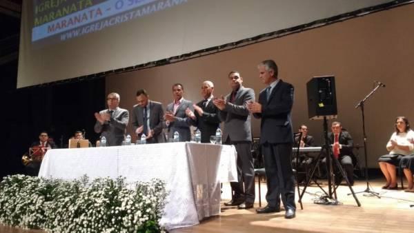 Homenagem aos 50 anos da Igreja Cristã Maranata é realizada pela Câmara Municipal de Ibité (MG) - galerias/4543/thumbs/09.jpg