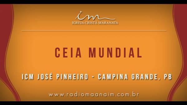 Ceia Mundial da Igreja Cristã Maranata: Participação das igrejas do Brasil - Parte I - galerias/4553/thumbs/009icmjosépinheirocampinagrandepa.jpg