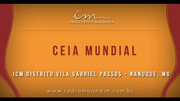 Ceia Mundial da Igreja Cristã Maranata: Participação das igrejas do Brasil - Parte I - galerias/4553/thumbs/029icmdistritovilagabrielpassos-nanuquemg.jpg