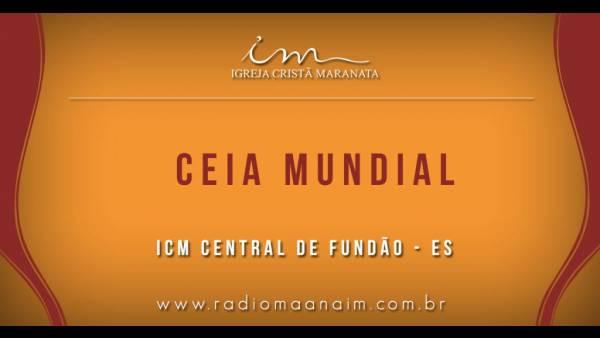 Ceia Mundial da Igreja Cristã Maranata: Participação das igrejas do Brasil - Parte I - galerias/4553/thumbs/038icmcentraldefundão-es.jpg