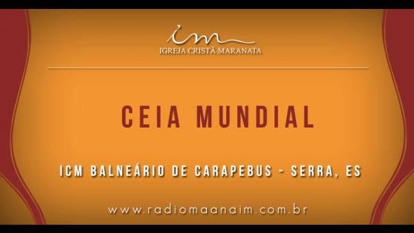 Ceia Mundial da Igreja Cristã Maranata: Participação das igrejas do Brasil - Parte I - galerias/4553/thumbs/041icmbalneario-serrae0s.jpg