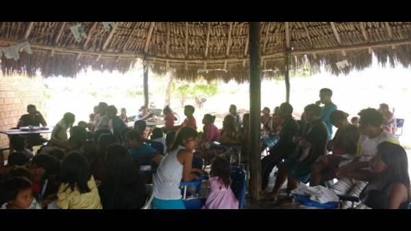 Ceia Mundial da Igreja Cristã Maranata: Participação das igrejas do Brasil - Parte I - galerias/4553/thumbs/052comunidadealeluia-roraima.jpg