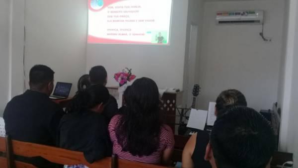Ceia Mundial da Igreja Cristã Maranata: Participação das igrejas do Brasil - Parte I - galerias/4553/thumbs/085tabatinga-am.jpg
