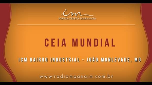 Ceia Mundial da Igreja Cristã Maranata: Participação das igrejas do Brasil - Parte I - galerias/4553/thumbs/094bairroindustrial-joãomonlevade-mg.jpg