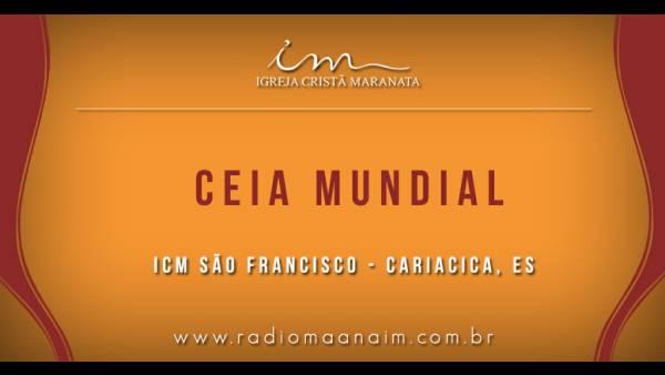 Ceia Mundial da Igreja Cristã Maranata: Participação das igrejas do Brasil - Parte I - galerias/4553/thumbs/105saofrancisco-cariacicaes.jpg
