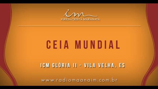 Ceia Mundial da Igreja Cristã Maranata: Participação das igrejas do Brasil - Parte I - galerias/4553/thumbs/133glóriaii-vilaveha-es.jpg