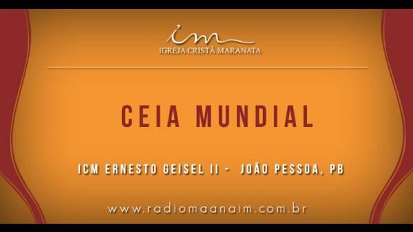Ceia Mundial da Igreja Cristã Maranata: Participação das igrejas do Brasil - Parte II - galerias/4554/thumbs/195ernestogeiselii-joãopessoa-pb.jpg