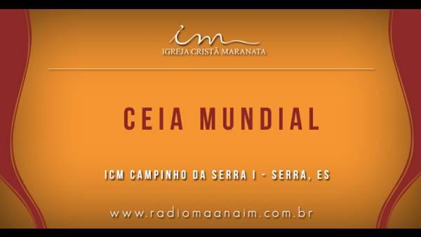 Ceia Mundial da Igreja Cristã Maranata: Participação das igrejas do Brasil - Parte II - galerias/4554/thumbs/237icmcampinhodaserra-serraes.jpg