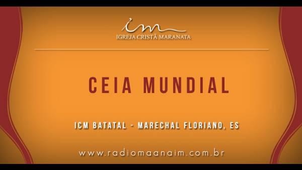 Ceia Mundial da Igreja Cristã Maranata: Participação das igrejas do Brasil - Parte II - galerias/4554/thumbs/240batatal-marechalfloriano-es.jpg