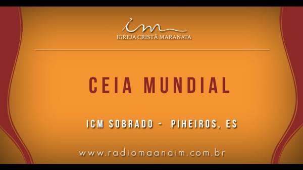 Ceia Mundial da Igreja Cristã Maranata: Participação das igrejas do Brasil - Parte II - galerias/4554/thumbs/270icmsobrado-pinheiroses.jpg
