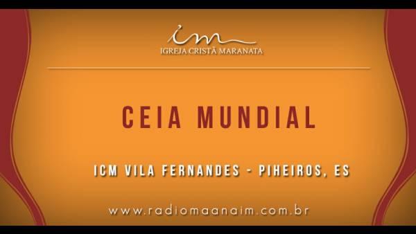Ceia Mundial da Igreja Cristã Maranata: Participação das igrejas do Brasil - Parte II - galerias/4554/thumbs/274icmvilafernandes-pinheiros-es.jpg