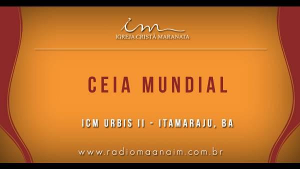 Ceia Mundial da Igreja Cristã Maranata: Participação das igrejas do Brasil - Parte II - galerias/4554/thumbs/286icmurbisii-itamarajuba.jpg