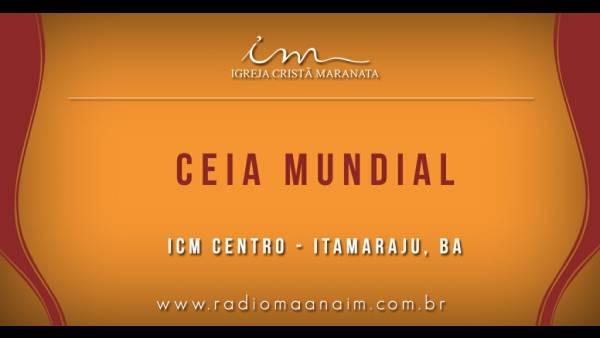 Ceia Mundial da Igreja Cristã Maranata: Participação das igrejas do Brasil - Parte II - galerias/4554/thumbs/290icmcentro-itamaraju-ba.jpg