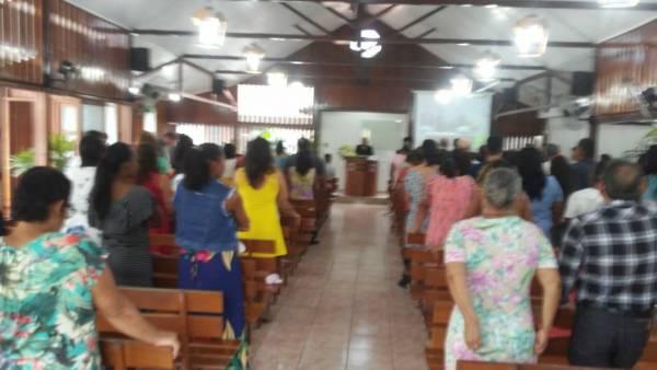 Ceia Mundial da Igreja Cristã Maranata: Participação das igrejas do Brasil - Parte II - galerias/4554/thumbs/311icmcentrosooretama-es.jpg