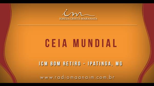 Ceia Mundial da Igreja Cristã Maranata: Participação das igrejas do Brasil - Parte II - galerias/4554/thumbs/345icmbomretiro-ipatinga-mg.jpg