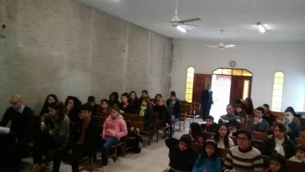 Ceia Mundial da Igreja Cristã Maranata - Participação das igrejas do Exterior - galerias/4555/thumbs/011icmsancristoban-argentina11.jpg