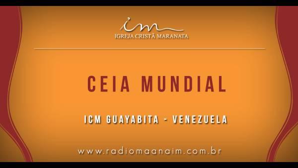 Ceia Mundial da Igreja Cristã Maranata - Participação das igrejas do Exterior - galerias/4555/thumbs/020guayabita---venezula20.jpg