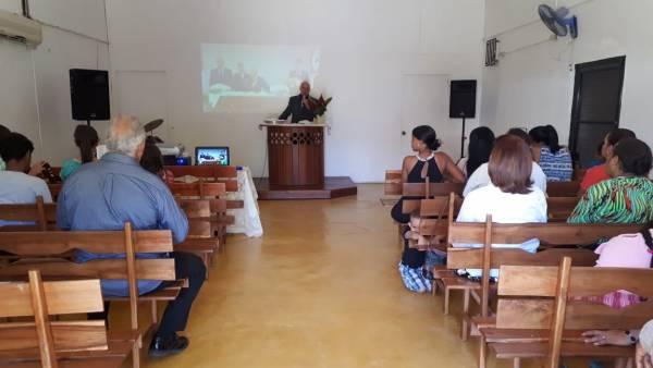 Ceia Mundial da Igreja Cristã Maranata - Participação das igrejas do Exterior - galerias/4555/thumbs/035laentrada35.jpeg