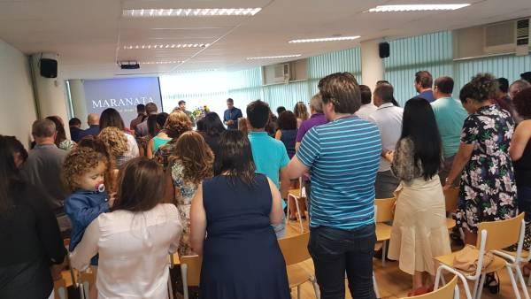 Ceia Mundial da Igreja Cristã Maranata - Participação das igrejas do Exterior - galerias/4555/thumbs/064amsterdãholanda64.jpeg