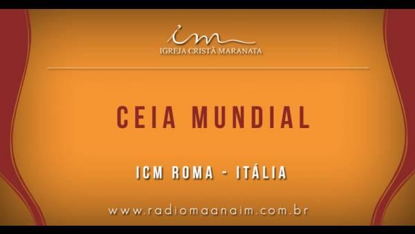 Ceia Mundial da Igreja Cristã Maranata - Participação das igrejas do Exterior - galerias/4555/thumbs/091icmroma-italia91.jpg