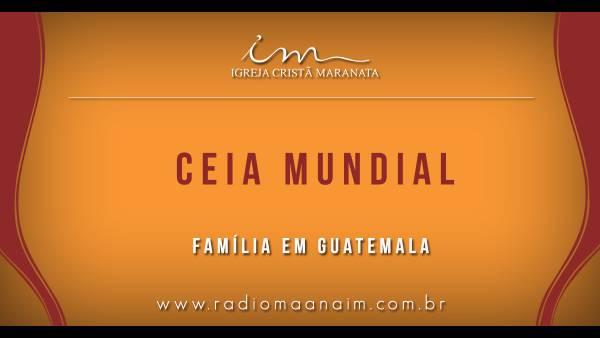 Ceia Mundial da Igreja Cristã Maranata - Participação das igrejas do Exterior - galerias/4555/thumbs/153famíliaemguatemala.jpg