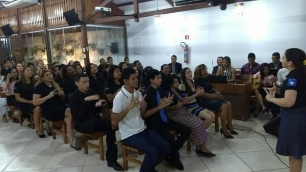 Culto de encerramento da oficina de Libras 2017/2018 na Área Norte do Pará  - galerias/4565/thumbs/01.jpg