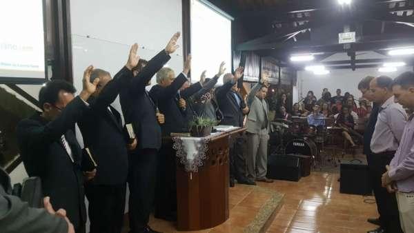 Culto de Glorificação pelos 25 anos da Corporação da Polícia Militar Ambiental de São Mateus (ES) - galerias/4620/thumbs/04.jpg