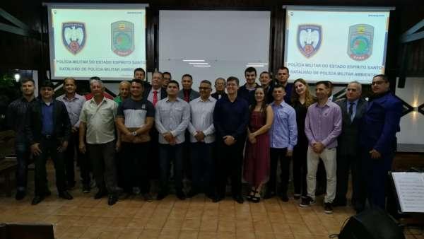 Culto de Glorificação pelos 25 anos da Corporação da Polícia Militar Ambiental de São Mateus (ES) - galerias/4620/thumbs/06.jpg