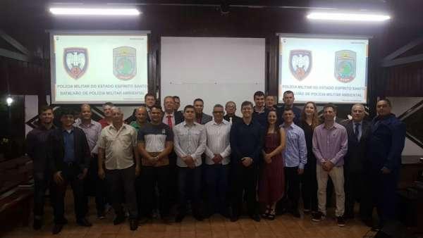 Culto de Glorificação pelos 25 anos da Corporação da Polícia Militar Ambiental de São Mateus (ES) - galerias/4620/thumbs/07.jpg