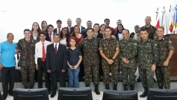 Culto no Batalhão Ferroviário de Araguari (MG) - galerias/4621/thumbs/05.jpg