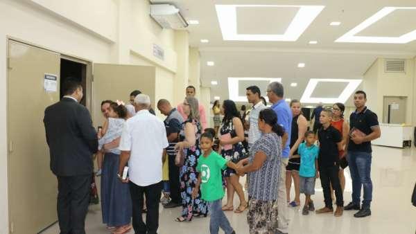 Culto especial e Seminário em Marabá (PA) - galerias/4624/thumbs/04.jpg