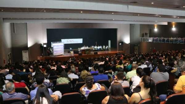 Culto especial e Seminário em Marabá (PA) - galerias/4624/thumbs/37.jpg
