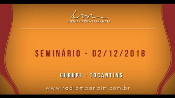 Participação das igrejas no Seminário de Principiantes e 1º Período - 02/12 - galerias/4722/thumbs/03icmgurupi.jpg