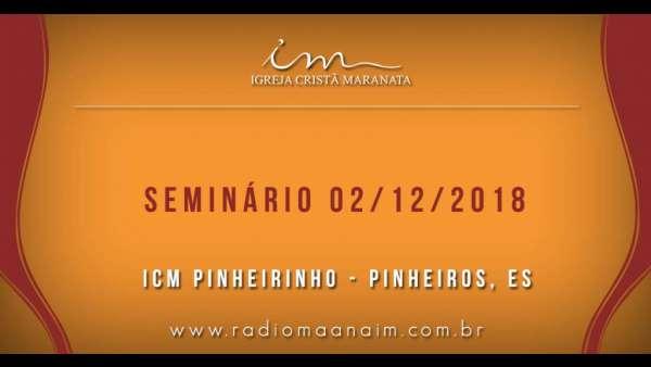 Participação das igrejas no Seminário de Principiantes e 1º Período - 02/12 - galerias/4722/thumbs/17pinheiros.jpg