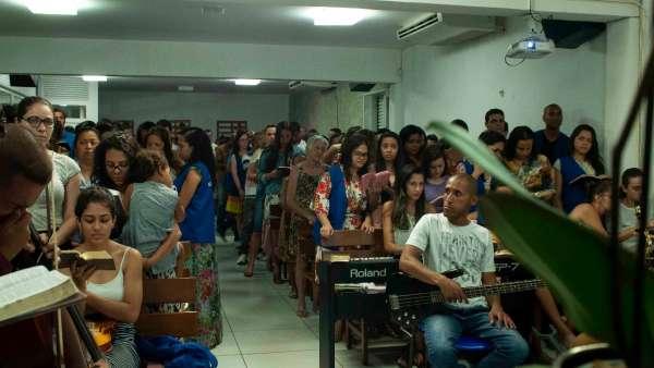 Evangelização - Comunidades da Rocinha e Parque da Cidade (RJ) - galerias/4756/thumbs/11rocinha.jpeg