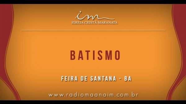 Reunião de Obreiros e Batismo - Feira de Santana (BA) - galerias/4783/thumbs/05divisória.jpg