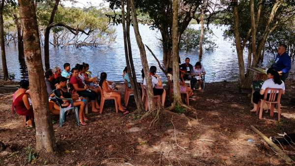 ICM de Manaus realiza assistência em Comunidade Ribeirinha de São José  - galerias/4794/thumbs/08mauesam.jpeg