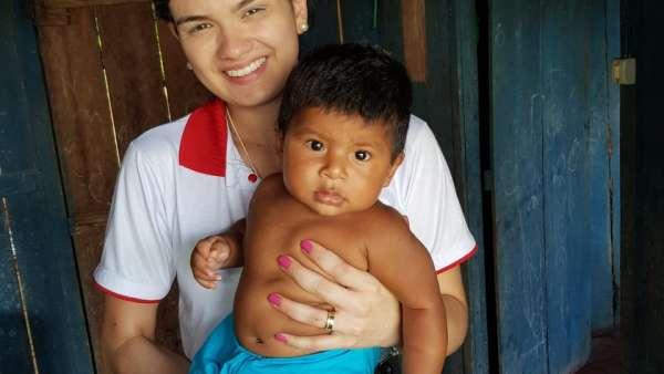ICM de Manaus realiza assistência em Comunidade Ribeirinha de São José  - galerias/4794/thumbs/09mauesam.jpeg
