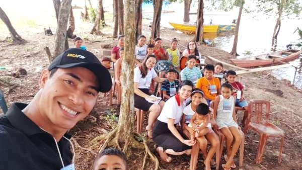 ICM de Manaus realiza assistência em Comunidade Ribeirinha de São José  - galerias/4794/thumbs/10mauesam.jpeg
