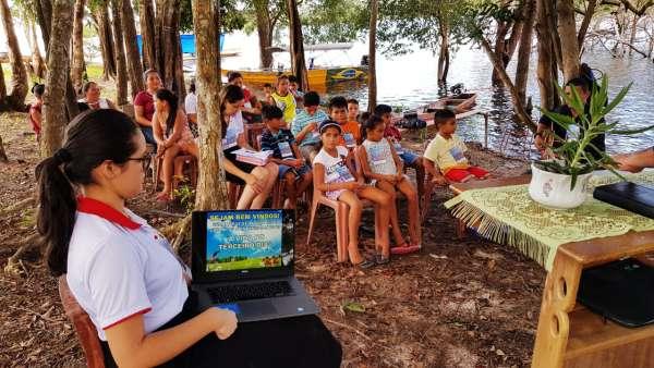 ICM de Manaus realiza assistência em Comunidade Ribeirinha de São José  - galerias/4794/thumbs/13mauesam.jpeg
