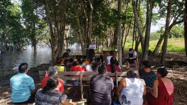 ICM de Manaus realiza assistência em Comunidade Ribeirinha de São José  - galerias/4794/thumbs/16mauesam.jpeg