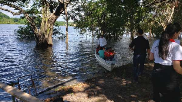 ICM de Manaus realiza assistência em Comunidade Ribeirinha de São José  - galerias/4794/thumbs/17mauesam.jpeg
