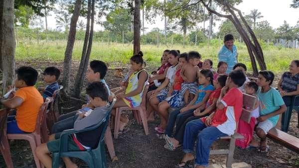 ICM de Manaus realiza assistência em Comunidade Ribeirinha de São José  - galerias/4794/thumbs/21mauesam.jpeg