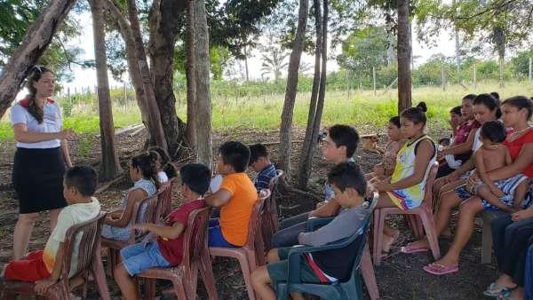 ICM de Manaus realiza assistência em Comunidade Ribeirinha de São José  - galerias/4794/thumbs/22mauesam.jpeg
