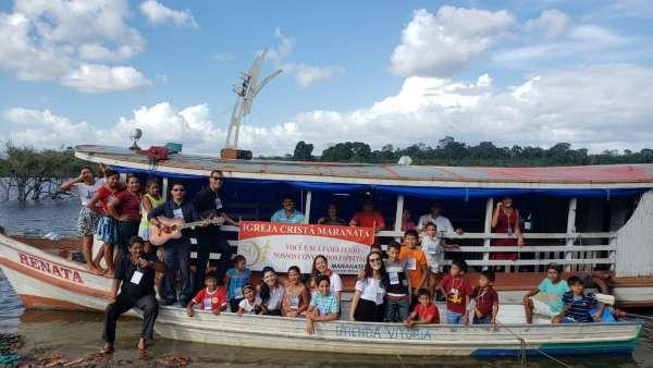 ICM de Manaus realiza assistência em Comunidade Ribeirinha de São José  - galerias/4794/thumbs/23mauesam.jpeg