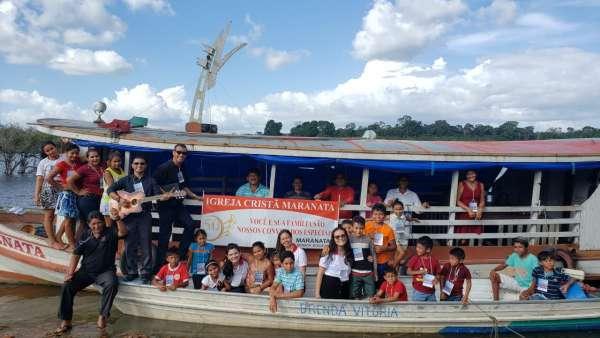 ICM de Manaus realiza assistência em Comunidade Ribeirinha de São José  - galerias/4794/thumbs/26mauesammauesam.jpeg