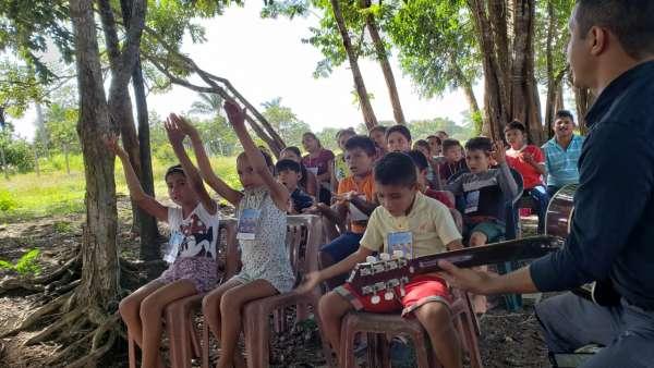 ICM de Manaus realiza assistência em Comunidade Ribeirinha de São José  - galerias/4794/thumbs/28mauesam.jpeg