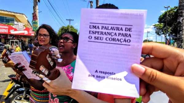Evangelização em Goiânia e no Rio de Janeiro - galerias/4840/thumbs/02jdmariliza.jpg