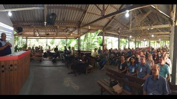 Seminário com obreiros e professoras no Maanaim de Cacoal, RO - galerias/4847/thumbs/01semináriocacoal.jpeg